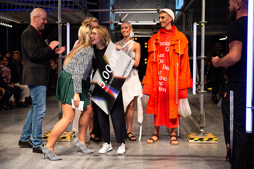 Modepreis Hannover verliehen