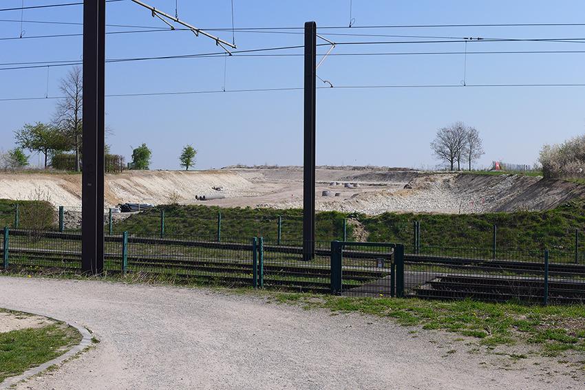 Kronsrode: Erschließungsstraße nimmt Gestalt an