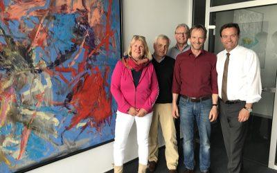 Klare Kante: Expo  Park Verein wählt Vorstand