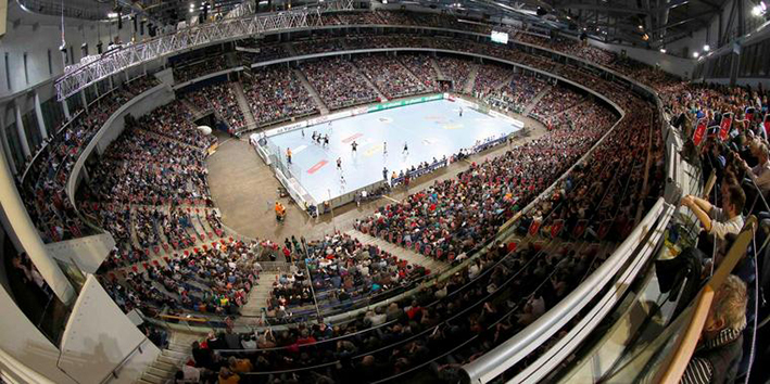 Tag des Handballs in der TUI-Arena