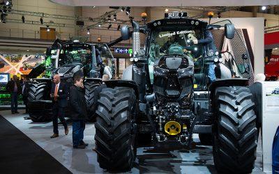 Agritechnica: Ackern für die Zukunft