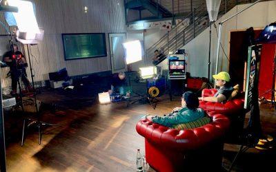 Scorpions on air im Peppermint Park Studio