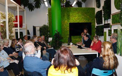 Exposeeum zu Gast im Grünen Büro