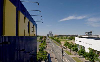 Expo Lounge bei Ikea fält aus