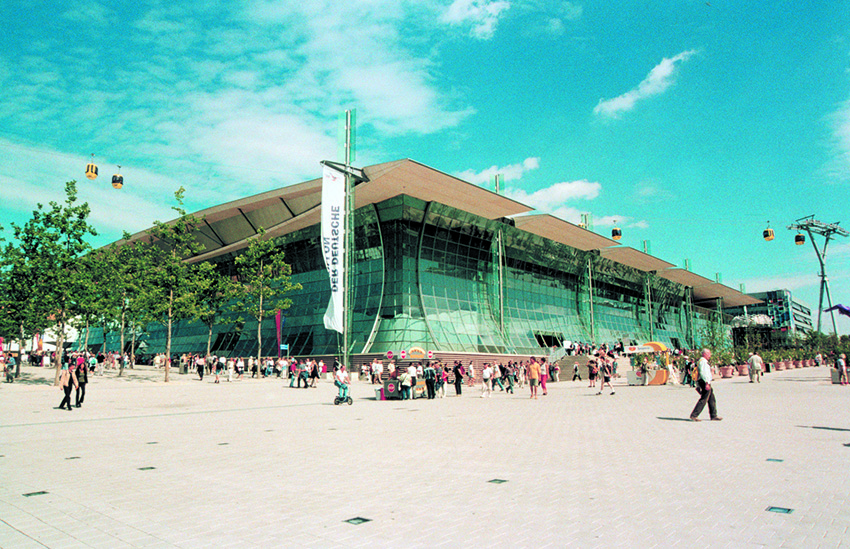 Expo 2000 – vergessen?