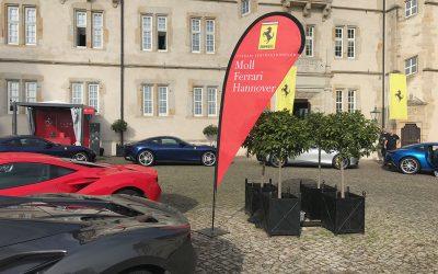 Ferrari Roma: Moll lädt zum Test-Drive
