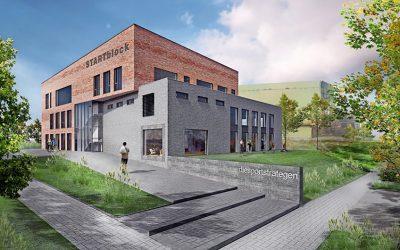 """Die Sportstrategen"" bauen im Expo Park Sport-Reha-Zentrum"