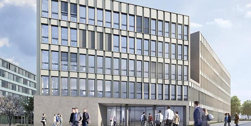 Torhaus Expopark: Delta Bau investiert 40 Mio. €