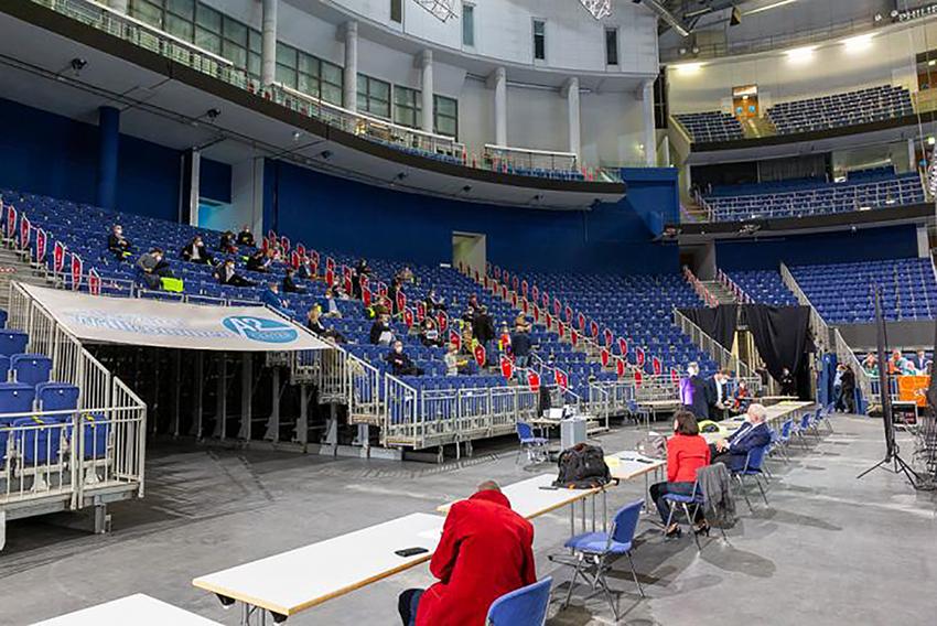 PCH tagt in ZAG-Arena