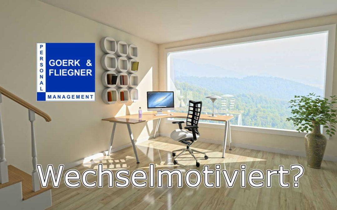 """Goerk & Fliegner suchen Bauleiter """"Bodenbeläge"""""""