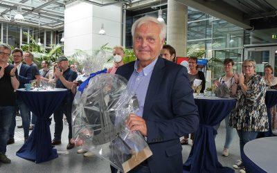 Ab in den (Un)Ruhestand: MMBbS-Schulleiter Joachim Maiß geht