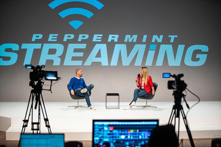 Peppermint Streaming erneut ausgezeichnet